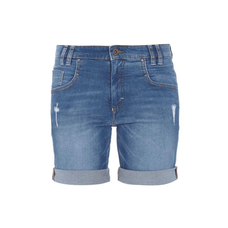 #Marc #O´Polo #Damen #Jeansbermudas #im #Destroyed #Look - Damen Jeansbermudas…