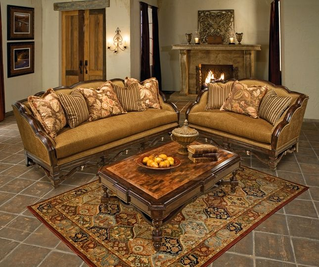 37 Best Images About Antique Style Formal Sofa Sets On