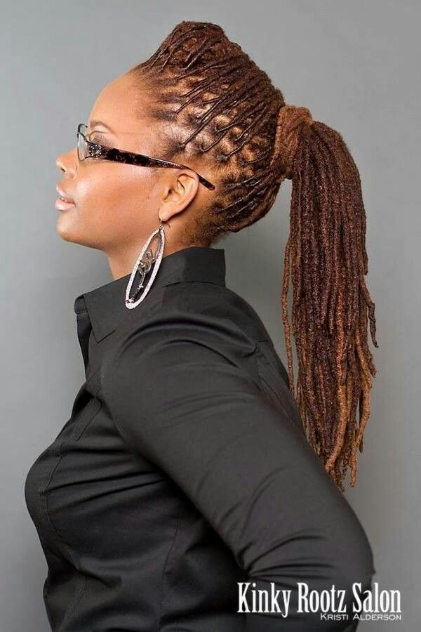 338 best Locs images on Pinterest | Natural hairstyles, Natural ...