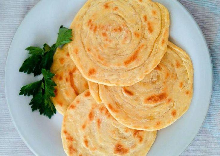 Roti Maryam/ Roti Cane