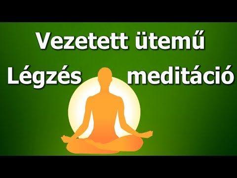 Légzőgyakorlat estére - Vezetett ütemű légzés meditáció [NAPI 5 PERC] - YouTube
