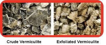 Exfoliated vermiculite that is used in more than 80 years for fire protection, friction linings, horticulture, agriculture and building& construction has a great demand, in which it also used widely as Absorbent, Acoustic insulation, plasters, packaging materials, loose-fill insulation, seed germination and much more.