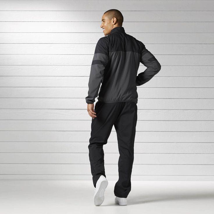 Спортивный мужской костюм Reebok BK6517 | купить Рибок.