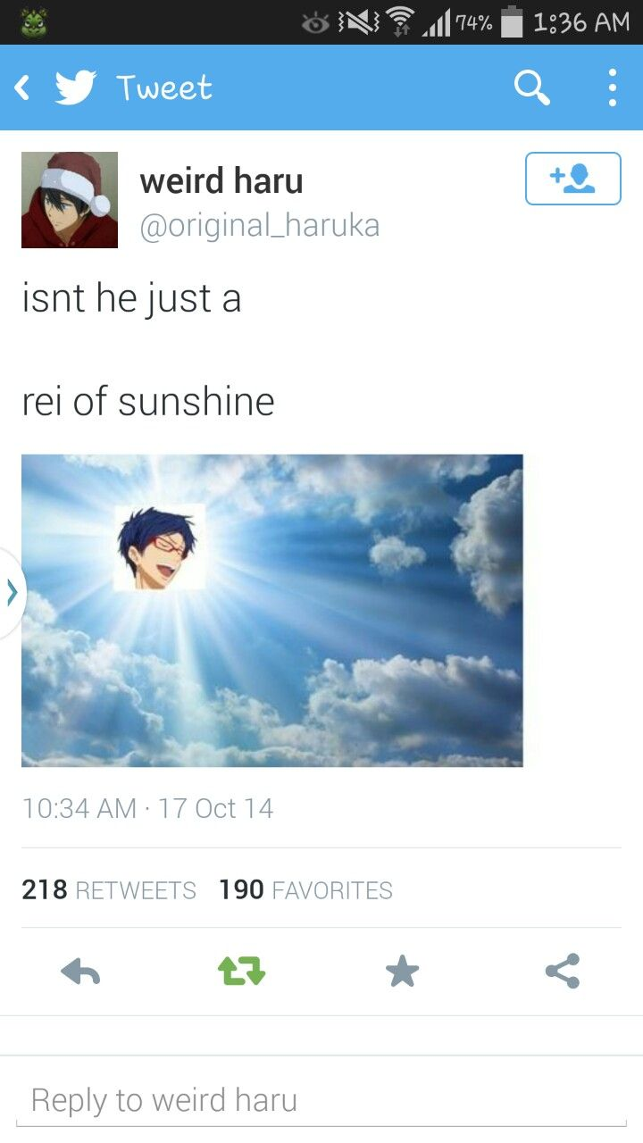 I found the last Rei of hope. --- I JUST WENT THROUGH MY BOARD AND OMFG I AM DYING XDD