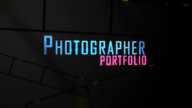 Photographer Portfolio is a dynamic, stylish, professional and elegant After Effects project by IGID Studio, useful for showing your photos portfolio (the project contains 65 photo placeholders).  Download link: videohive.net/item/photographer-portfolio/5542232
