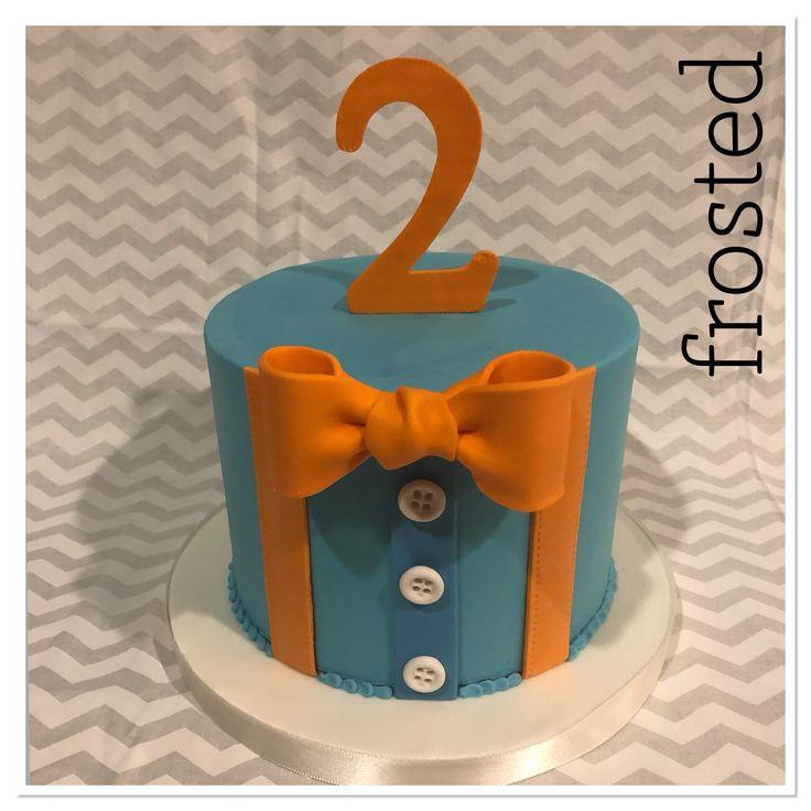Blippi birthday cake 2nd birthday party themes birthday