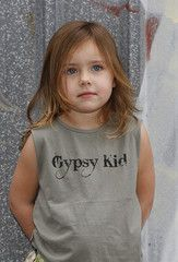 Gypsy Kid Muscle Tee - Assorted Colours | Sweet Child of Mine