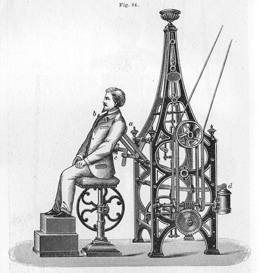 Handbuch der Massage und Heilgymnastik by Dr. Anton Bum. Late 19th century.