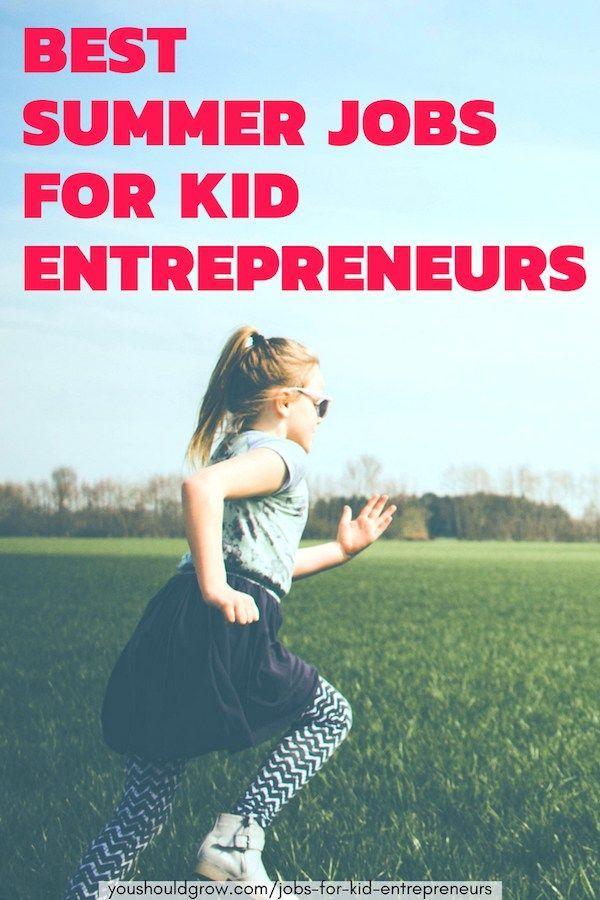 best entrepreneur jobs