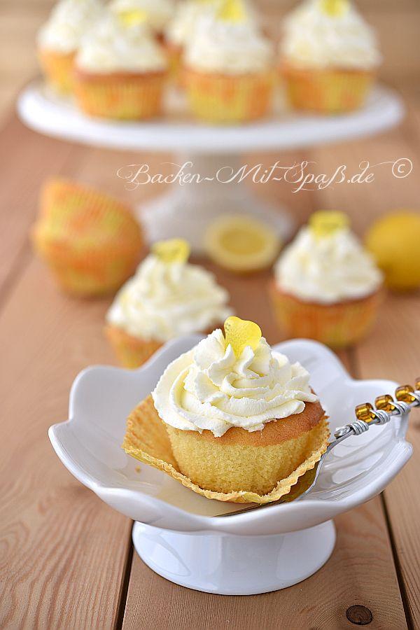 Zitronen- Cupcakes