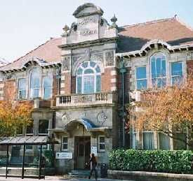 Carnegie Library, Fratton Road