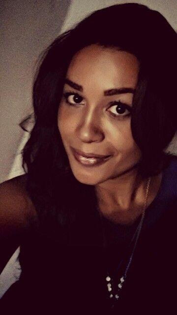 #picsart #selfie #make #hair #glow #filter