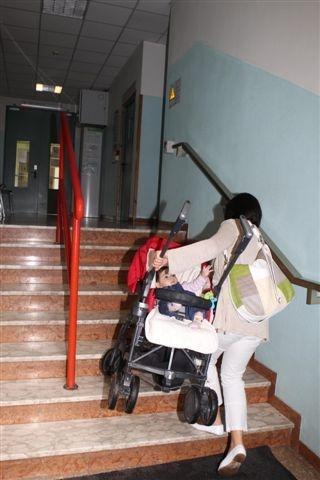 Gruppo di Lavoro per l'Accessibilità - le esigenze delle mamme e dei bambini