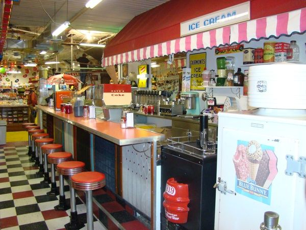 Old Fashioned Candy Shop Milwaukee
