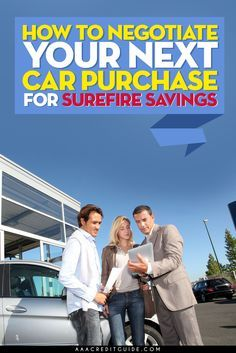 Everything you need to know to negotiate like a pro and get the best deal the next time you're in the market to buy a car.