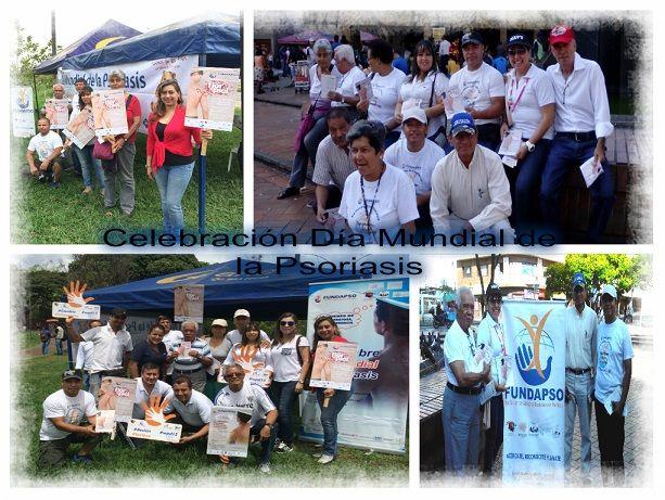 La celebración del WPD 2015 se realizó en varios puntos estratégicos de la ciudad y contó con una participación masiva de pacientes, colaboradores y personas de apoyo.