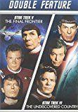 Star Trek V: The Final Frontier / Star Trek VI: The Undiscovered Country