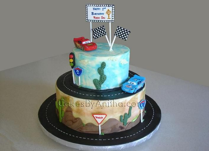 77 best cars images on Pinterest Car cakes Disney cars cake and