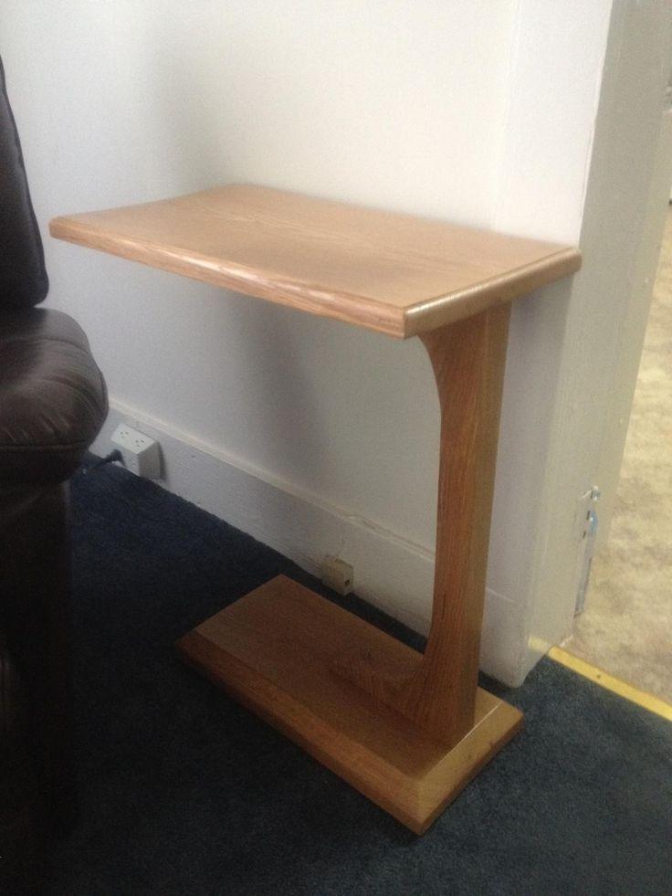 Custom Made Tv Table / Tv Tray / Side Table