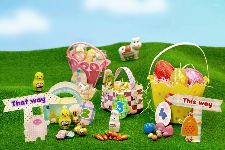 Poundland - Everything you need for an Easter Egg Hunt #poundlandeaster