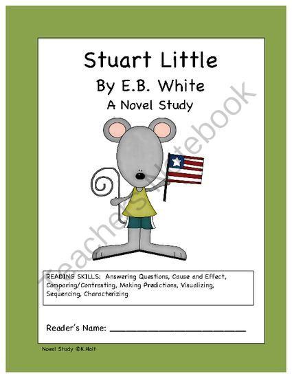 27 Best images about Stuart Little Activities on Pinterest ...