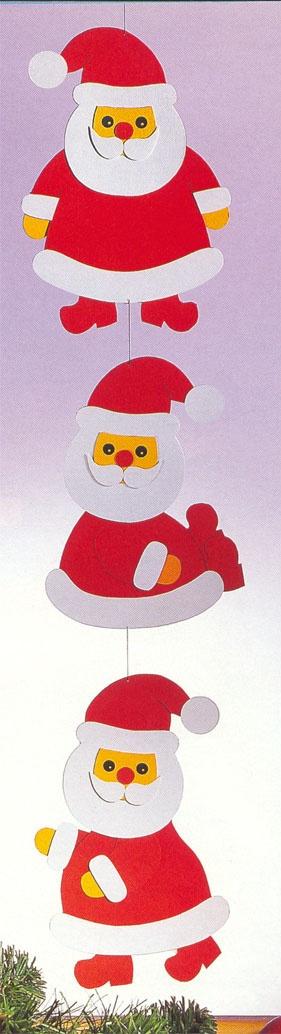 Guirlande de père-Noël