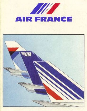 Air France, Air Inter , UTA