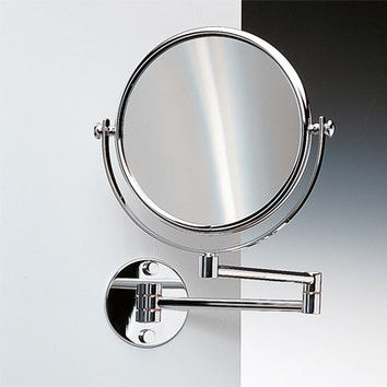 """Free Shipping when you buy Windisch by Nameeks Double Face Wall Mounted 5X Magnifying Mirror at Wayfair - Great Deals on all Decor products with the best selection to choose from!  extends 19"""""""
