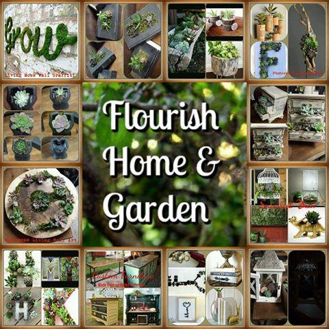 Flourish Home & Garden www.facebook.com/flourishhomeandgardens #shareontheshore