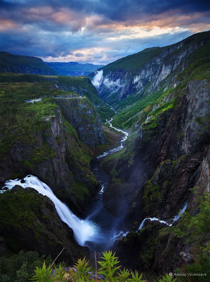 Largest-Waterfall-Voringfossen-Norway.jpg (1491×2000)