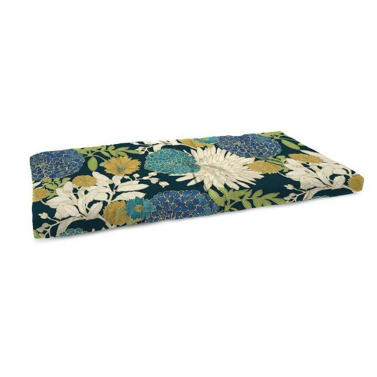 Jordan Manufacturing 13.75 x 38 in. Indoor Bench Cushion