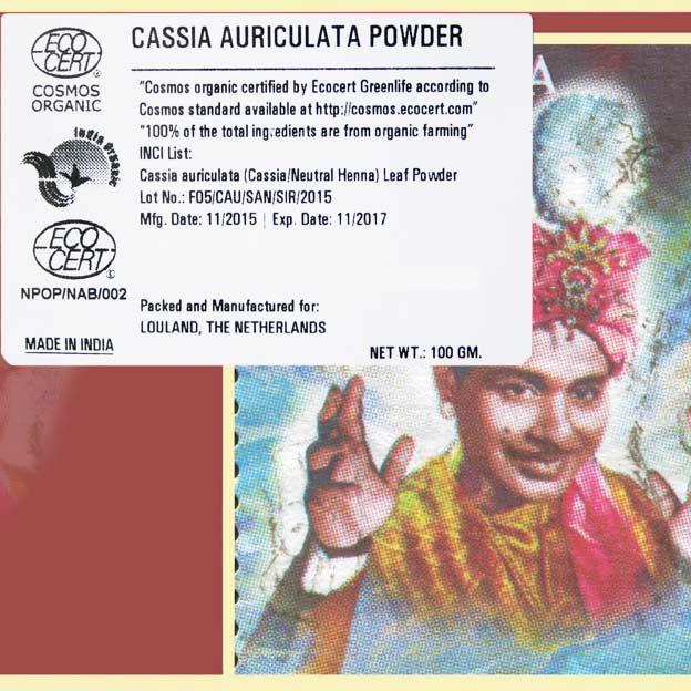 Trial zakje van 10 gram Cassia Obovata. Dit fijngemalen poeder wordt in de volksmond ook wel neutrale henna genoemd. Cassia Obovata tovert op magische wijze een gouden glans op glansloos, dof, gebleekt of geblondeerd haar. Ook geschikt voor mensen met donker haar: je haar wordt glanzend, zacht, geconditioneerd en dikker. Heb je wit of grijs haar? Cassia Obovata tovert lichtblond. Als je meer dan 100 gram nodig hebt, krijg je bij Louland een speciale korting per 100 gram extra. Maximaal 500…
