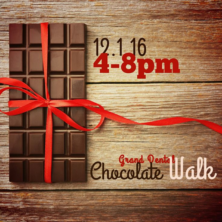 Sycamore Chocolate Walk on 12.1.16