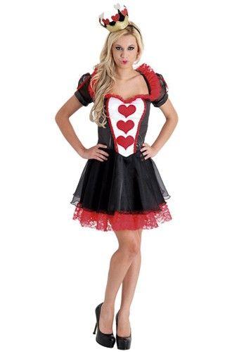 A Fantasia Rainha de Copas Adulta, inspirada na vilã do filme Alice no Pais das Maravilhas é uma das fantasias mais procuradas.Garanta a sua Rainha de Copas.<br><!--IDCategoria=222188-->
