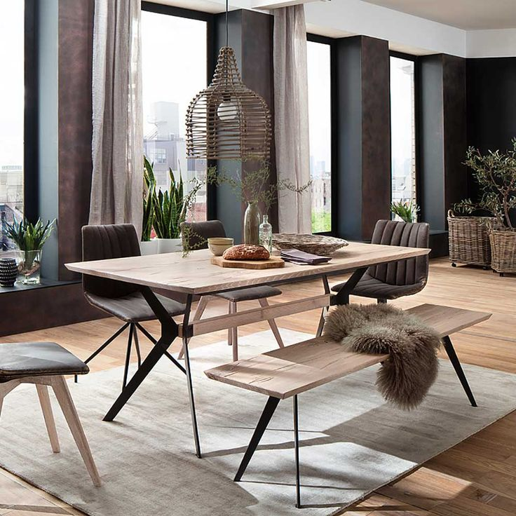 25 best ideas about esstisch massivholz on pinterest esstisch holz esstisch design and holztisch. Black Bedroom Furniture Sets. Home Design Ideas