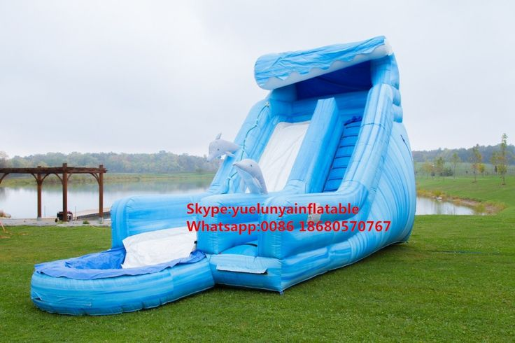 2016 Factory direct sales Inflatable slides, pool slides, texture slide  KY-143