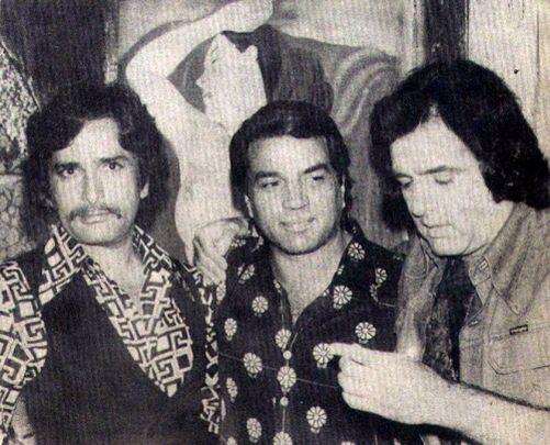 Shash , Dharam and Feroz