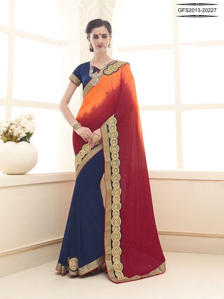 Purchase This Saree http://gunjfashion.com/