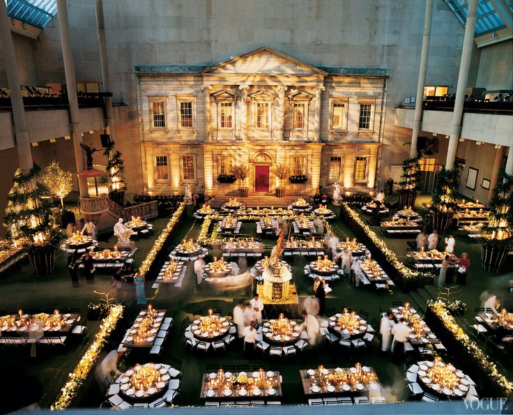 inside the met gala a look back at a decade of stunning interiors wedding floor planvogue