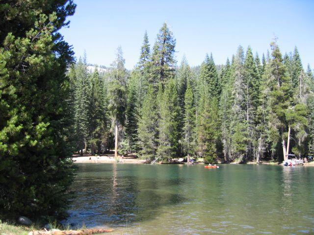 Deer Creek Campground - Sierra Nevada Geotourism MapGuide