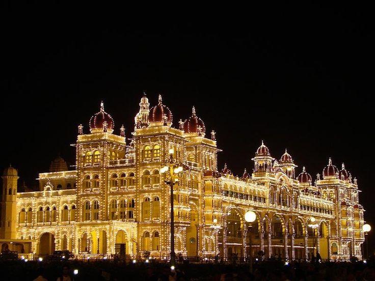 Palacio de Mysore, Karnataka