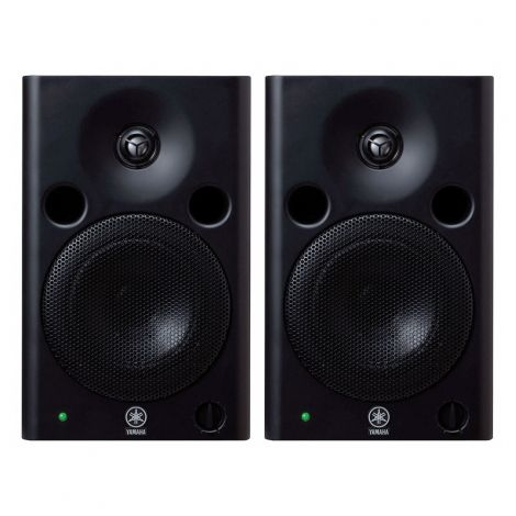 "Yamaha MSP5 Studio (Pair) Studio Monitor @ INR 43518. Yamaha's ""STUDIO"" series monitors have been designed with serious monitoring in mind. Emphasis is on reference-quality reproduction precision that lets you hear sonic details, rather than flattering sound."