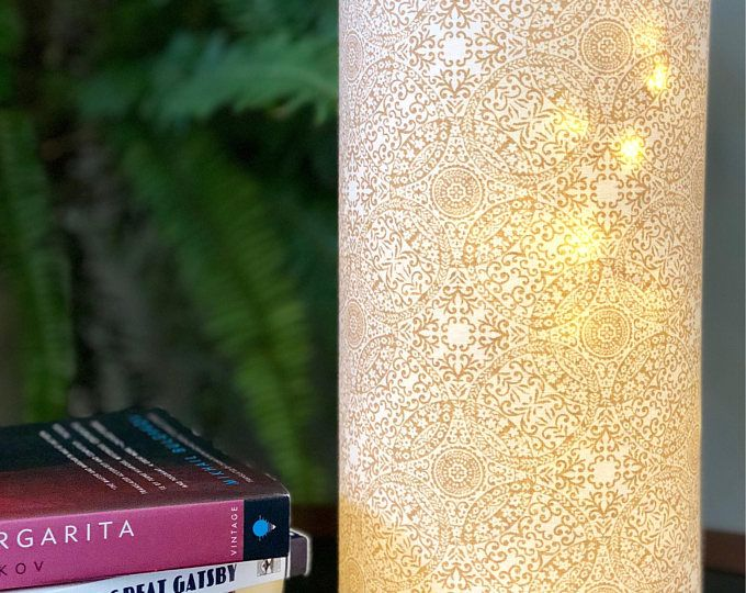 Modern Bedside Lamps LED Light Lamps LED String Lights Luminary Bathroom Accessories Nightlight for Nursery Decor Wedding Lighting