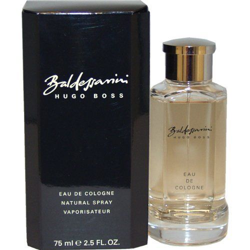 Baldessarini By Hugo Boss For Men. Eau De Cologne Spray 2.5 Oz. by Hugo Boss. $42.14. This item is not for sale in Catalina Island. Packaging for this product may vary from that shown in the image above. Introduced in 2002. Fragrance notes: mint, pine wood and tobacco. Recommended use: evening.. Save 35% Off!