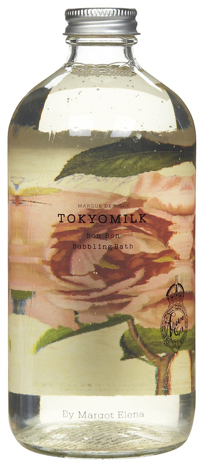 Tokyo Milk Rose with Bees Bubble Bath - Free Shipping