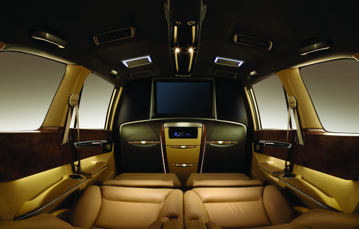 Image result for London Taxi CAb Conversions interior