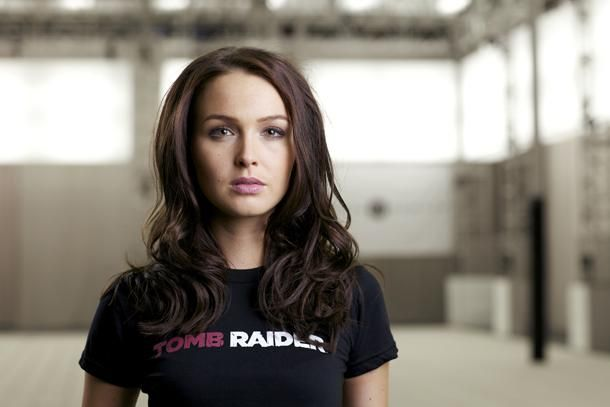 http://comics-x-aminer.com/2012/06/26/camilla-luddington-revealed-as-new-voice-of-lara-croft-in-tomb-raider/