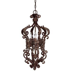 Capital Lighting Fixture Company Verona Small Lantern Pendant - $223.00