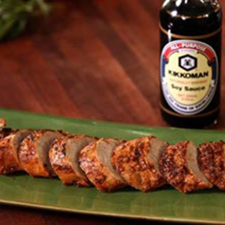 Try this Easy Sticky Pork Fillet recipe by Chef Justine Schofield . This recipe is from the show Everyday Gourmet.
