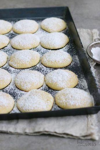Lemon Cheesecake Cookies | Bake to the roots #Cookies, Kekse etc.